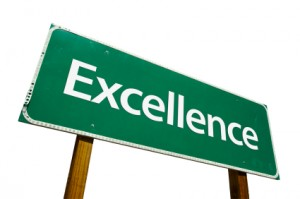 excellence 300x199 Do You Strive for Excellence or Perfection?